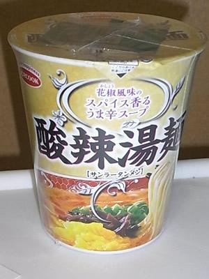 エースコック 花椒風味のスパイス香るうま辛スープ 酸辣湯麺