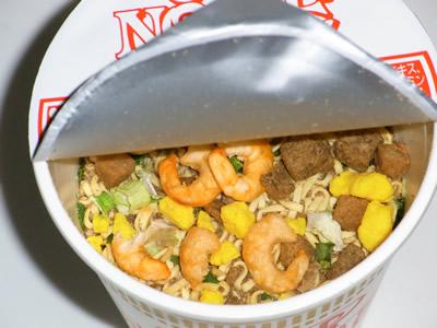 カップ麺の代表:カップヌードル