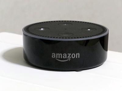 AIスピーカー Amazon Echo dot