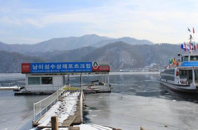 朝鮮半島の風景