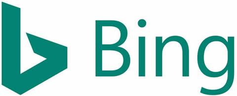 「Bing」ロゴ パブリックドメイン