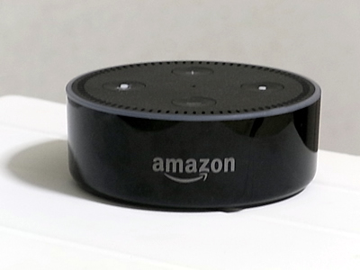 AIスピーカー Amazon Echo dot